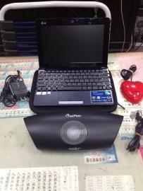 流當品 華碩ASUS Eee PC 1015CX N2600/1G/320G/黑